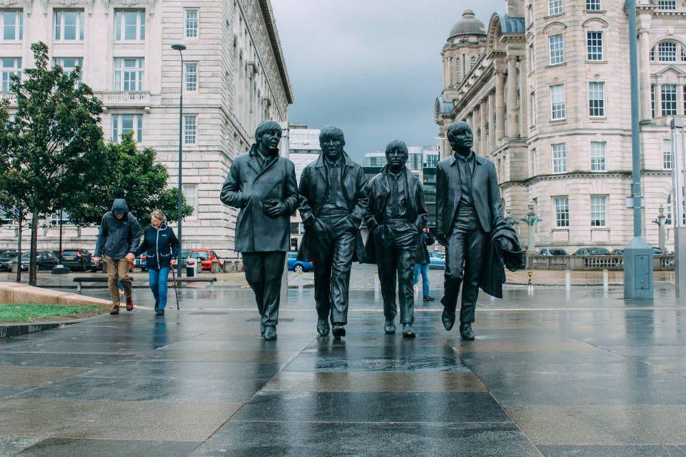 Beatles in Liverpool