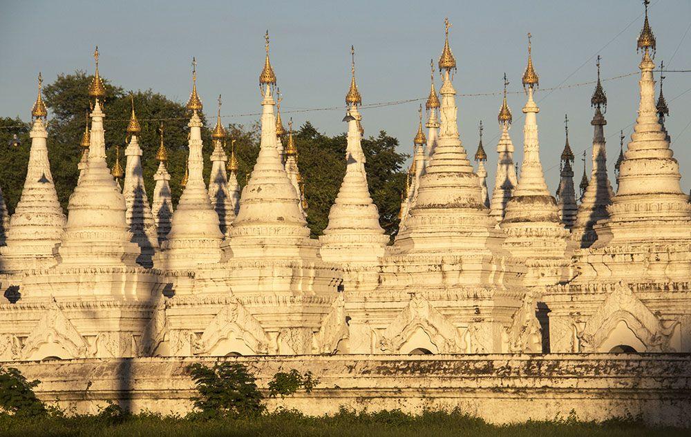 pagode in Mandalay