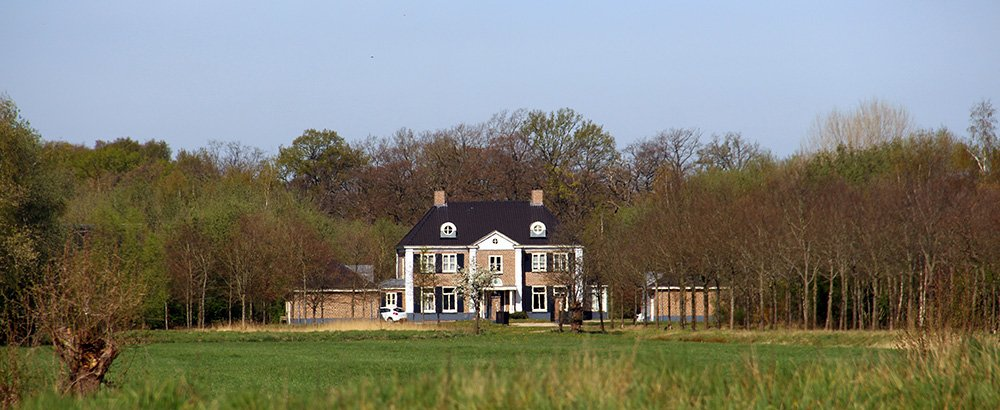 landhuis bij Renswoude