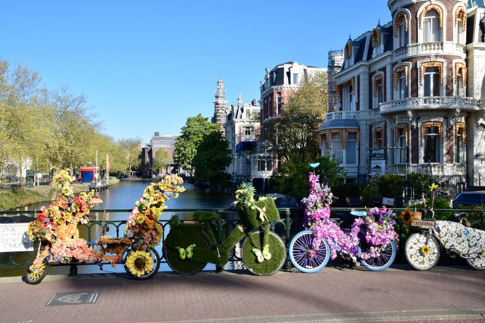 Museumbrug in Amsterdam
