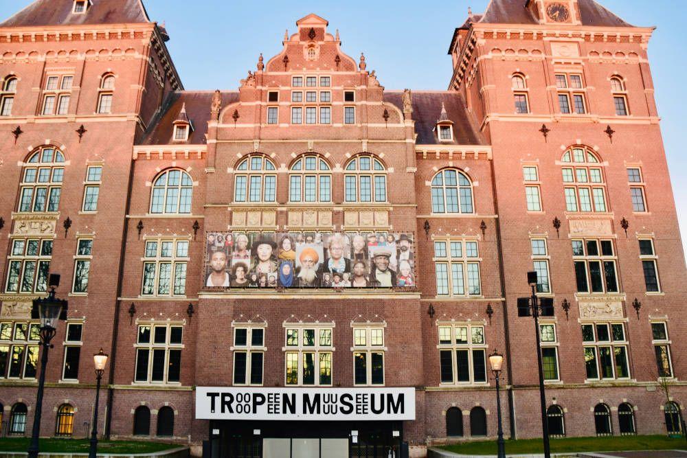 Tropenmuseum in Amsterdam