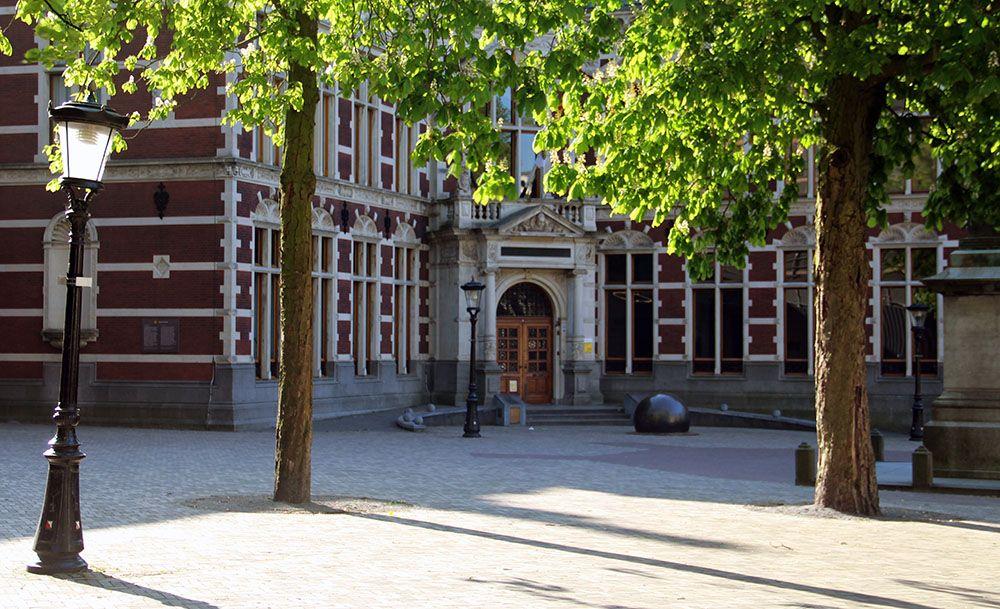Oude academiegebouw