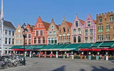 Citytrip Brugge, een waar middeleeuws openluchtmuseum