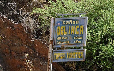Canyon del Duende