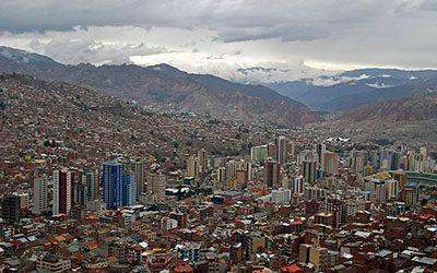 De markten van La Paz