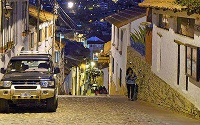Sucre, de witte stad van Bolivia
