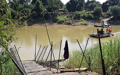 Battambang: het achterland per fiets verkennen