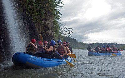 Outdooractiviteiten bij Baños