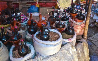 Een koffieceremonie meemaken in Ethiopië