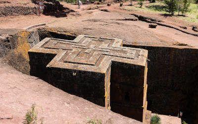 De rotskerken van Lalibela: hoogtepunten in Noord-Ethiopië