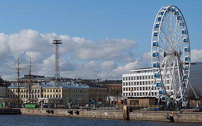 Stedentrip naar Helsinki