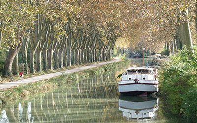 Een riviercruise door Frankrijk