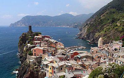 Wandeltocht langs de Cinque Terre