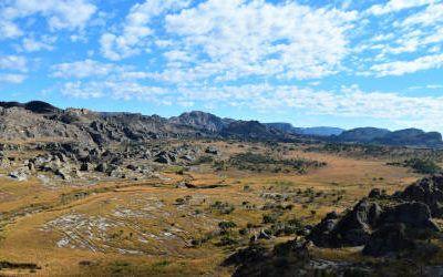 Nationaal park Isalo: prachtig wandelgebied