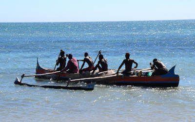 Het harde vissersbestaan aan Madagaskar's westkust