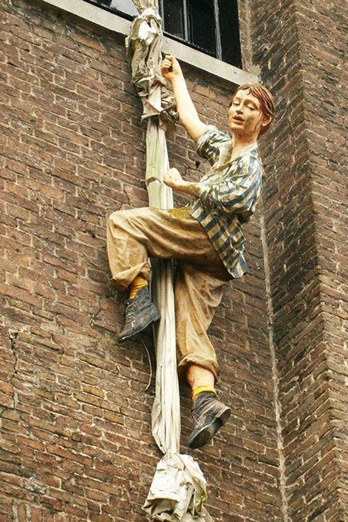 Oude gevangenis in Deventer