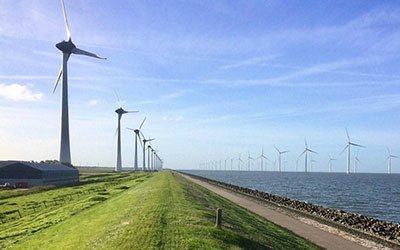 Rondje IJsselmeer per fiets