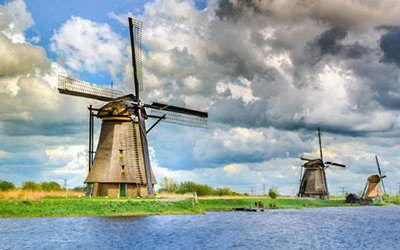 Een riviercruise door Nederland