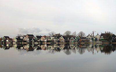 Zaanse Schans en visserdorpen Volendam/Marken
