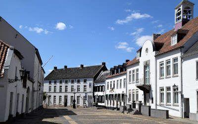 Het witte stadje Thorn: een groot openluchtmuseum