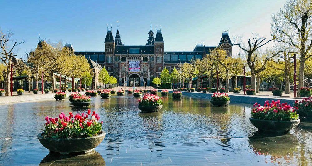 Rijksmuseum te Amsterdam