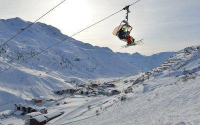 Ski Arlberg: een koninklijk skigebied