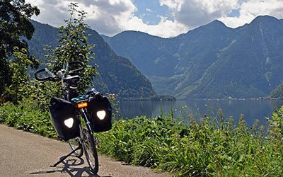 Salzkammergutradweg: fietsen door het Salzburger Land