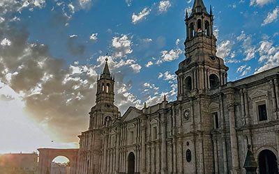 Monasterio de Santa Catalina in Arequipa