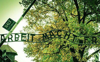 Auschwitz, een zwarte pagina in de geschiedenis