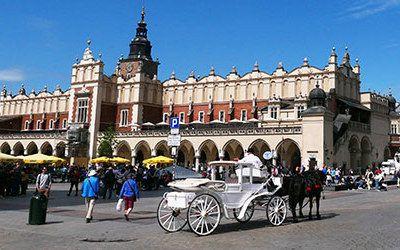 De boeiende en gezellige stad Krakau