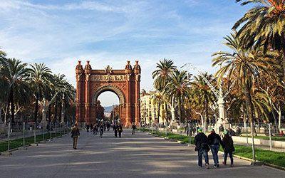 Stedentrip naar Barcelona, hoofdstad van Catalonië