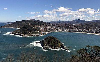 Bilbao en San Sebastián in ruig Spaans Baskenland