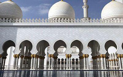 Stedentrip naar Abu Dhabi