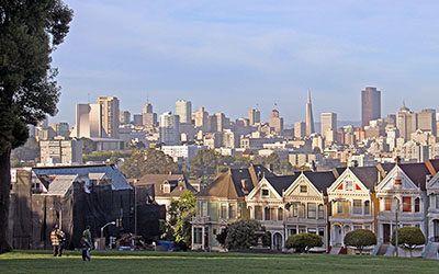 Het veelzijdige en prachtige San Francisco