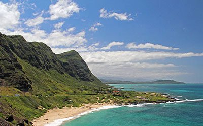 Wandeltochten op Oahu