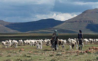 Wandelen in hiker's paradise Lesotho