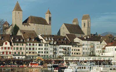 Stedentrip naar Zürich