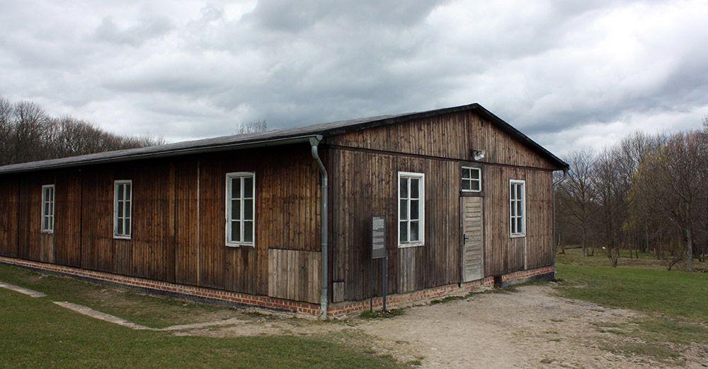 Barak in Buchenwald, Weimar