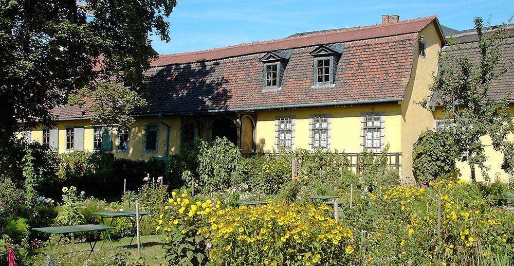 Goethe Garten, Weimar