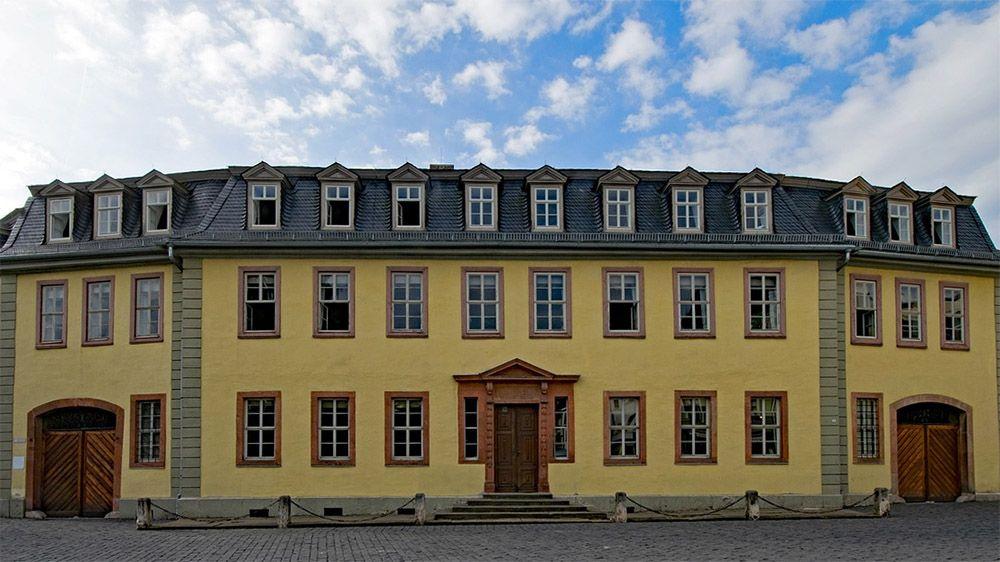 Goethe Haus, Weimar