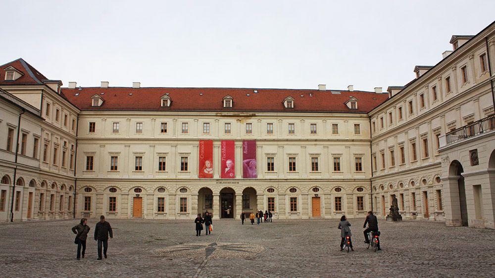 Slotmuseum in Weimar