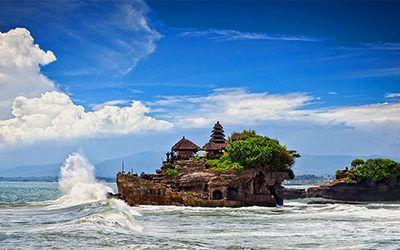 Hindoetempels van Bali
