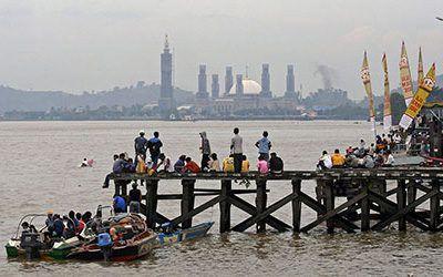 Samarinda, de toegangspoort tot Centraal-Kalimantan