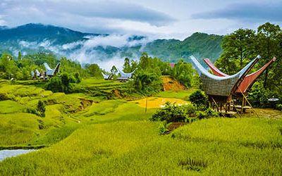 Tana Toraja, dé culturele highlight van Sulawesi