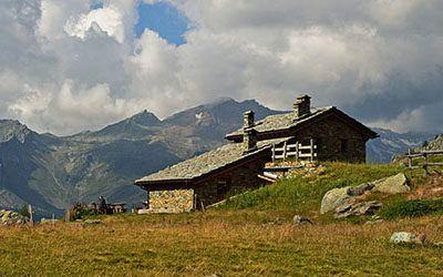 Huttentocht in Mont Avic Natuurpark