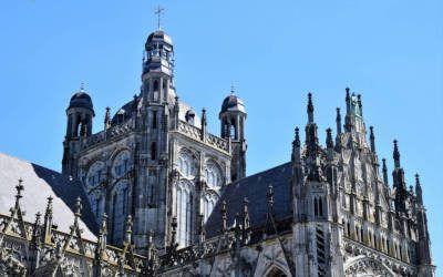 Den Bosch, prachtige hoofdstad van Noord-Brabant