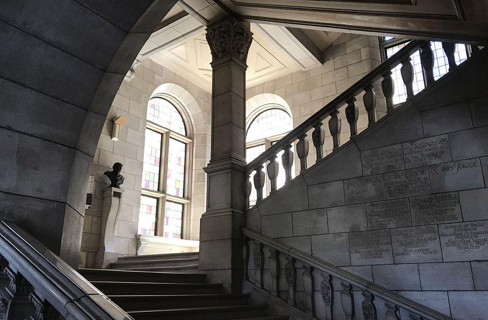 Bibliotheektpren in Leuven