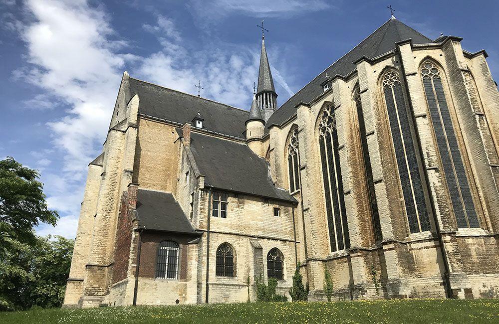 Sint Pieterskerk in Leuven