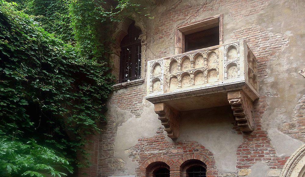 Balkon van Julia