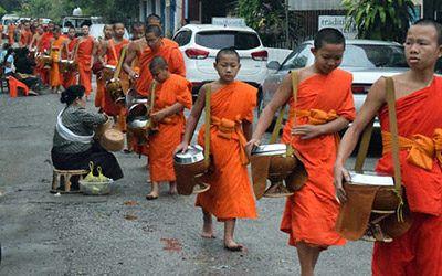 Luang Prabang en alle prachtige tempels